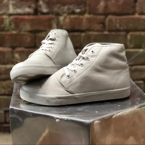 London Fog High Top – BANGS Shoes